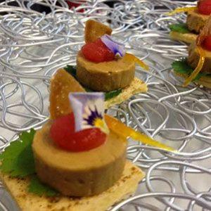 Foie Gras Parfait and Grapefruit