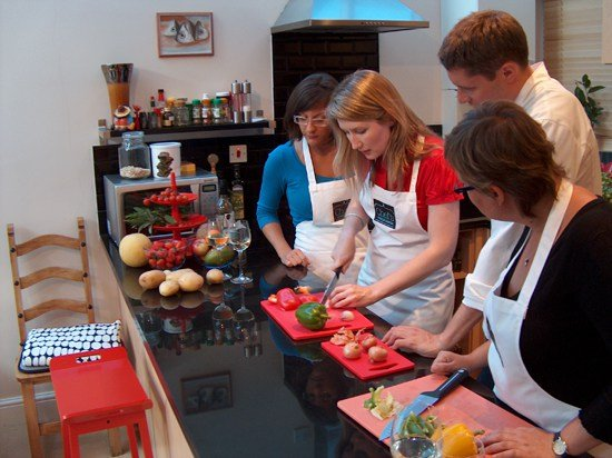 Bespoke Cooking Lessons