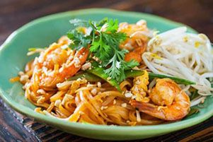 Cheater Pad Thai Recipe