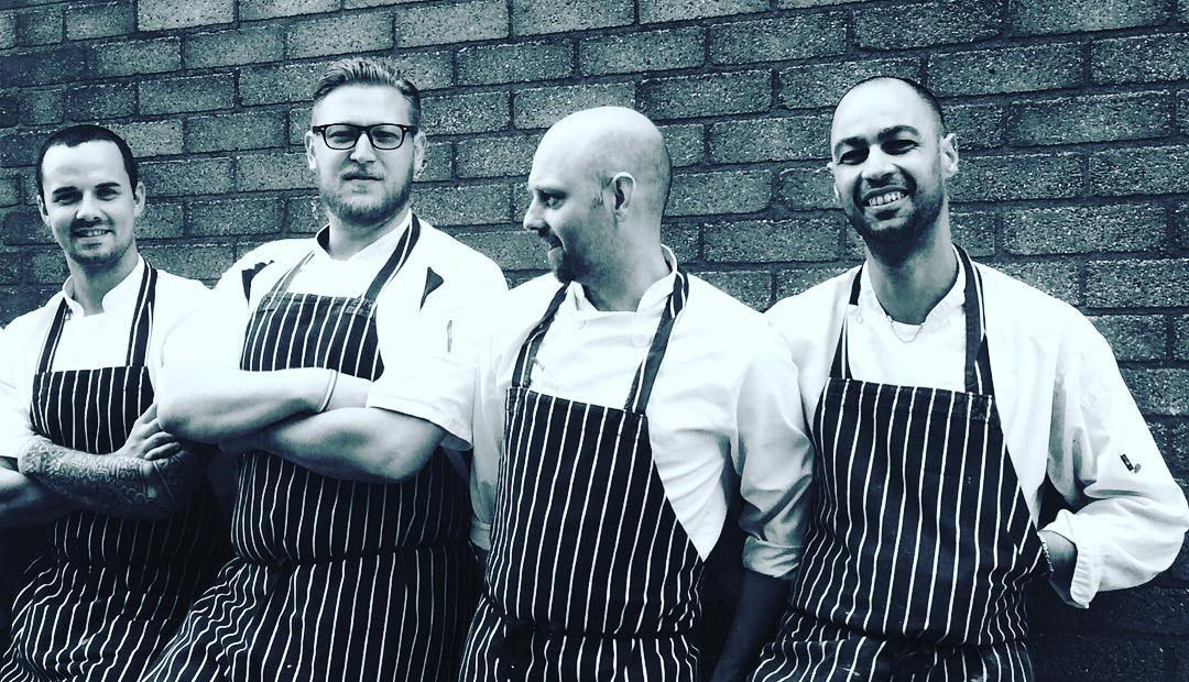Four Chefs