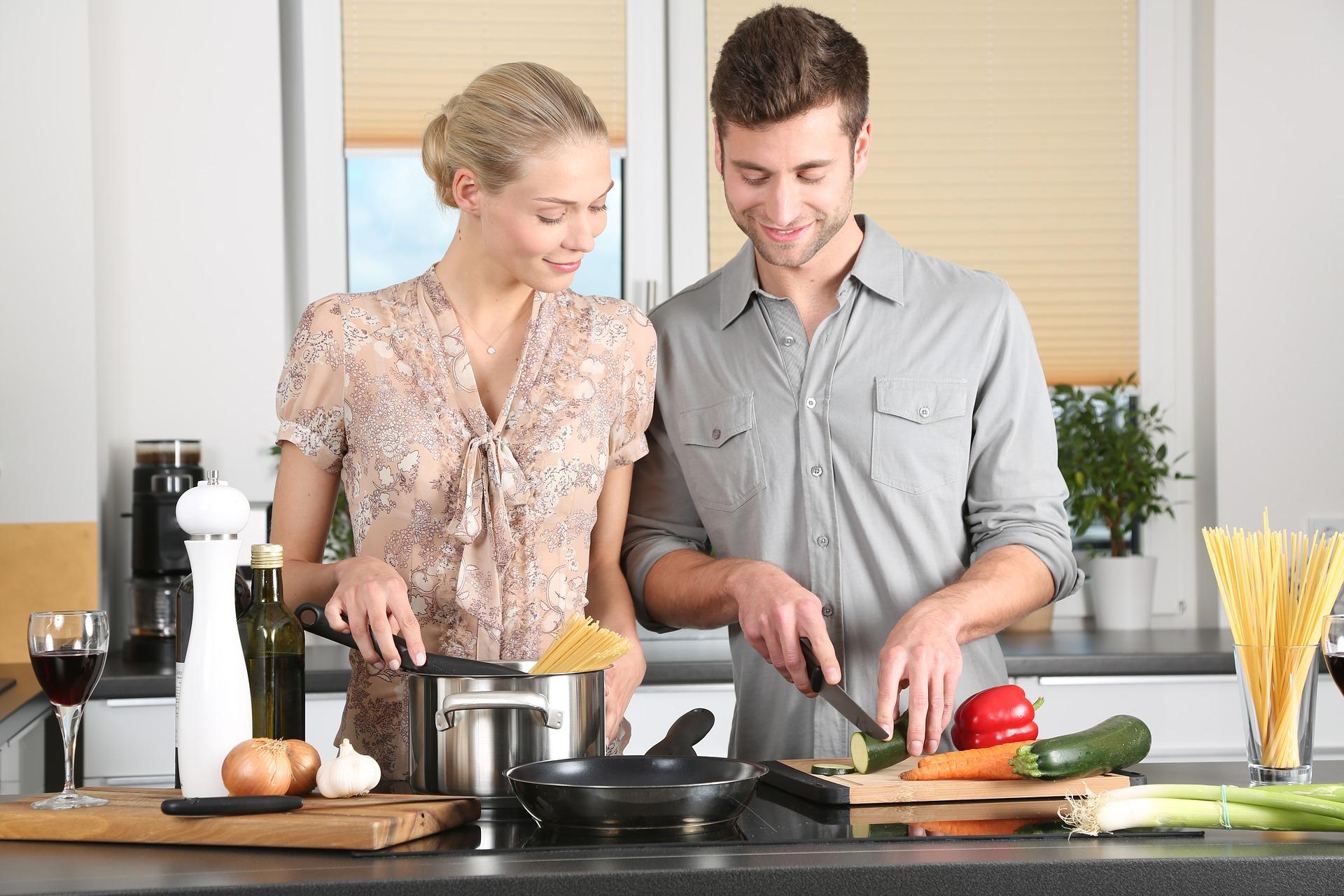 Cooking Worktop Background
