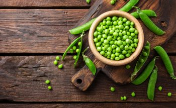 Great British pea week