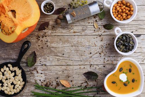 autumn ingredients